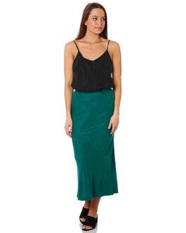 EMERALD WOMENS CLOTHING TIGERLILY SKIRTS - T391278EME