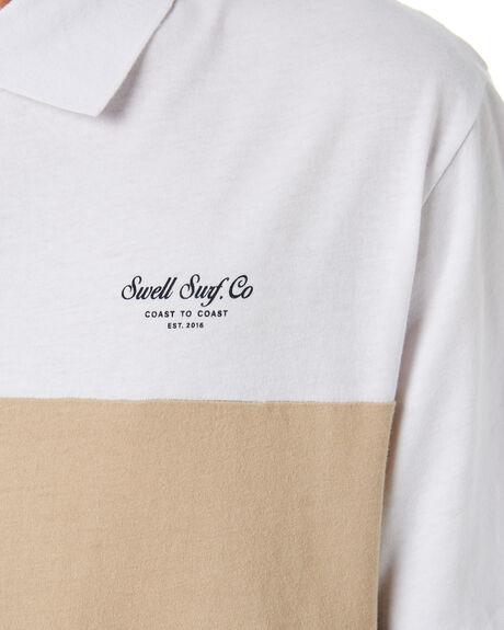 WHITE MENS CLOTHING SWELL SHIRTS - S5202141WHITE