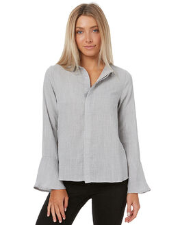 GREY WOMENS CLOTHING STAPLE THE LABEL FASHION TOPS - UB1608400GREY