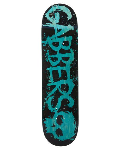 GREEN BOARDSPORTS SKATE ZERO DECKS - 10034319GREEN