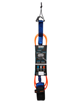 BLOOD ORANGE NAVY BOARDSPORTS SURF FCS LEASHES - ECOA-BON-05FBLDON