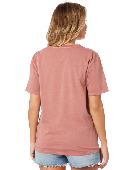 SANDSTONE WOMENS CLOTHING VOLCOM TEES - B3532076SSN