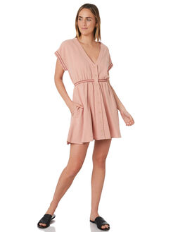 SHRIMP WOMENS CLOTHING RUSTY DRESSES - DRL0986SIP