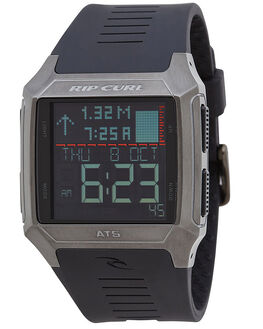 GUNMETAL MENS ACCESSORIES RIP CURL WATCHES - A11220036