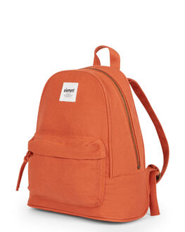 BURNT OCHRE WOMENS ACCESSORIES ELEMENT BAGS + BACKPACKS - 293482AOCHR