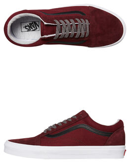 PORT ROYALE MENS FOOTWEAR VANS SKATE SHOES - VNA38G1UP7PRYL