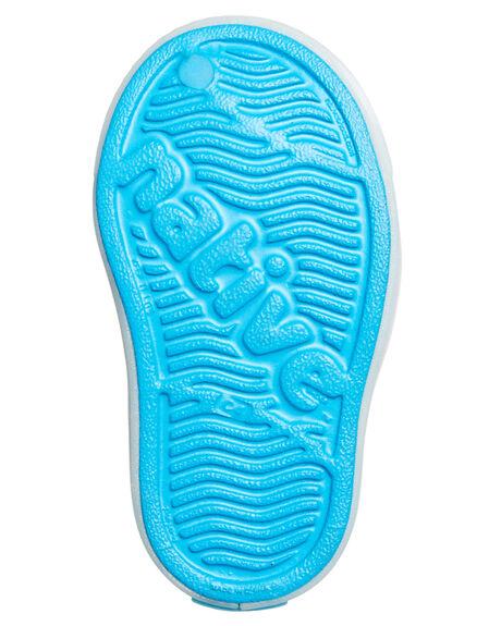 BLUE GLOW KIDS TODDLER BOYS NATIVE FOOTWEAR - 13100103-8564
