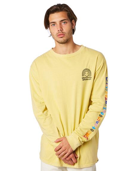 LIME MENS CLOTHING VOLCOM TEES - A3611900LIM