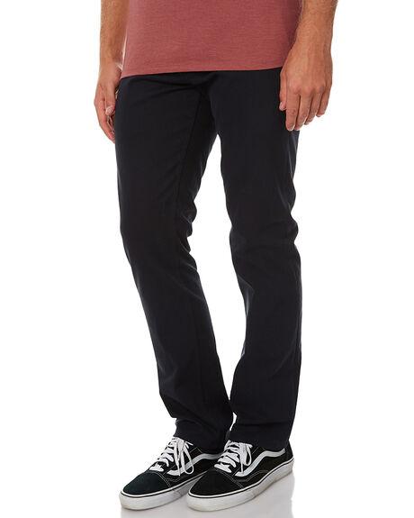 BLACK MENS CLOTHING HURLEY PANTS - MPT000068000A