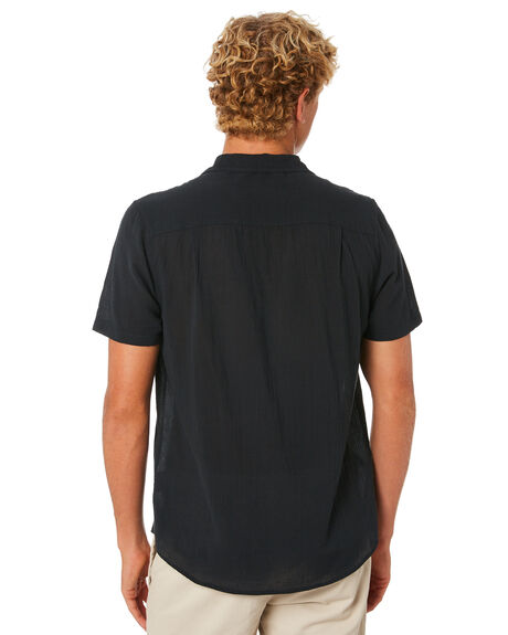CHARCOAL MENS CLOTHING ACADEMY BRAND SHIRTS - 20W891CHARC