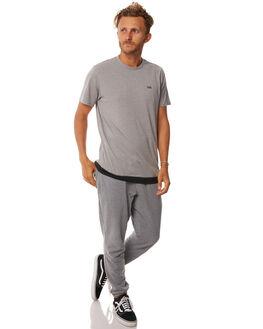 ATHLETIC HEATHER MENS CLOTHING RVCA TEES - R371006AHTR