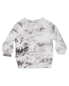 WHITE KIDS BABY MUNSTER KIDS CLOTHING - MI181FL02WHT