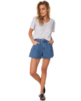 MACERENA WOMENS CLOTHING A.BRAND SHORTS - 70753-2259