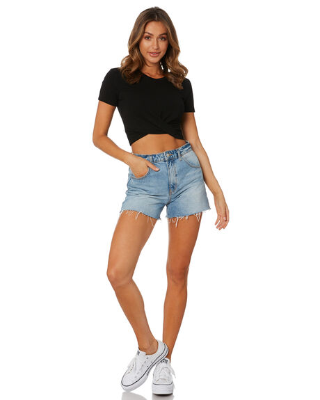 BLACK OUT WOMENS CLOTHING O'NEILL TEES - 4721107BLK