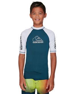 MAJOLICA BLUE BOARDSPORTS SURF QUIKSILVER BOYS - EQBWR03139-BSM0