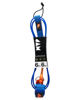 BLUE ORANGE BOARDSPORTS SURF JAM TRACTION LEASHES - LH6M6FBLUE
