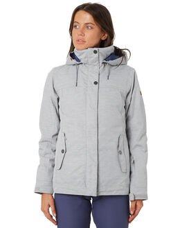 WARM HEATHER GREY BOARDSPORTS SNOW ROXY WOMENS - ERJTJ03174SJEH