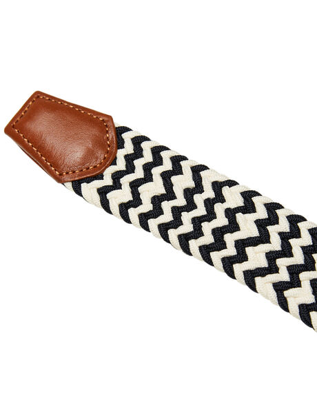 NAVY MENS ACCESSORIES ACADEMY BRAND BELTS - 20S003NVY