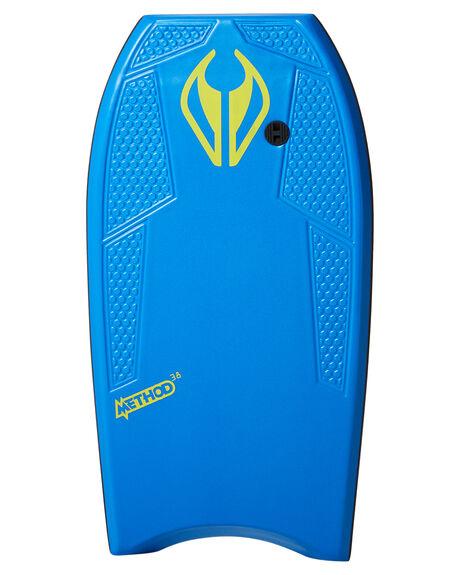 BLUE BOARDSPORTS SURF NMD BODYBOARDS BOARDS - N19METH38DBDBLUW