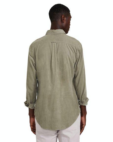 GREEN MENS CLOTHING ARVUST SHIRTS - 35523600026