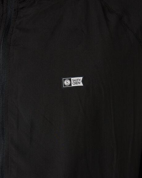 BLACK MENS CLOTHING SALTY CREW JACKETS - 20935045BLK