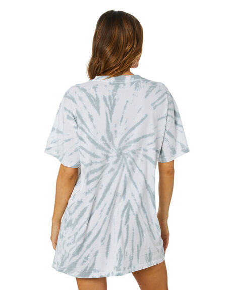 TYE DYE WOMENS CLOTHING UNIVERSAL DRESSES - STONES697TDYE