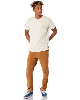 WOOL MENS CLOTHING KATIN TEES - TSESC05WOOL