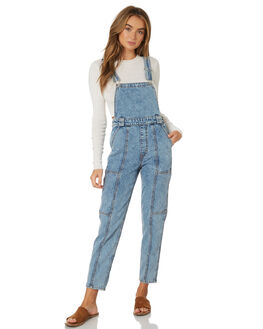 PULL A FAST ONE OVER WOMENS CLOTHING LEVI'S PLAYSUITS + OVERALLS - 72942-0000PULL