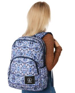 MIDNIGHT BLUE WOMENS ACCESSORIES VOLCOM BAGS + BACKPACKS - E6531875MID