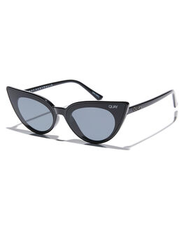 BLACK SMOKE WOMENS ACCESSORIES QUAY EYEWEAR SUNGLASSES - QW-000506BLKSM