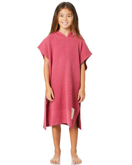 CRIMSON KIDS GIRLS MAYDE TOWELS - 19WATKCRCR