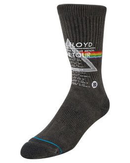 BLACK MENS CLOTHING STANCE SOCKS + UNDERWEAR - M556D18TOUBLK