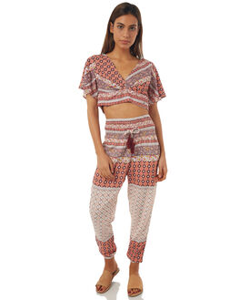 AZTEC WOMENS CLOTHING O'NEILL PANTS - 4423102AZT