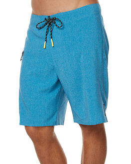 BLUE HEATHER MENS CLOTHING DEPACTUS BOARDSHORTS - AM010008BLUH