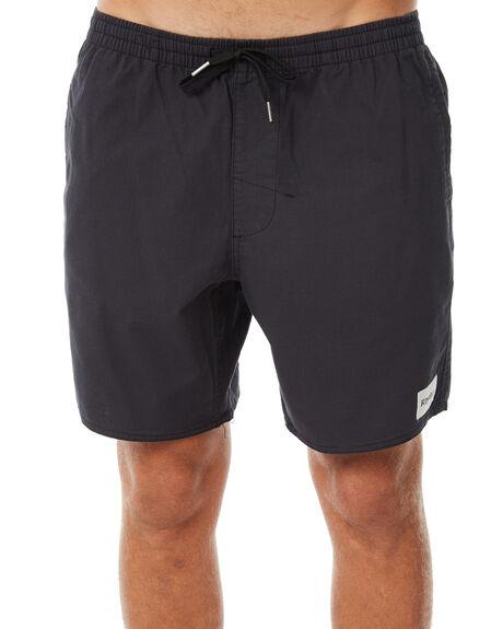 CHARCOAL MENS CLOTHING RHYTHM SHORTS - APR18M-JM01CHA