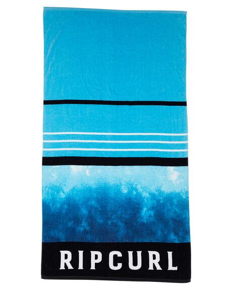 MID BLUE MENS ACCESSORIES RIP CURL TOWELS - CTWCD18962