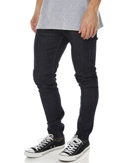 REAL BLUE MENS CLOTHING CHEAP MONDAY JEANS - 0277427RBLU