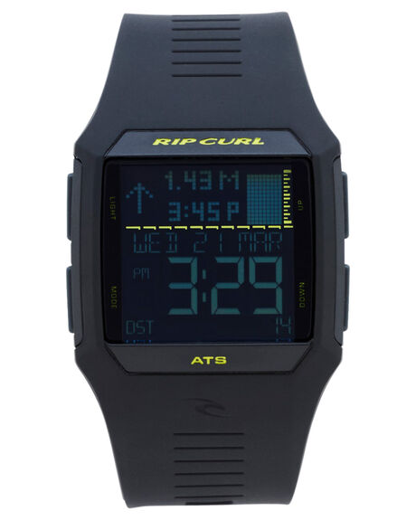 BLACK LIME MENS ACCESSORIES RIP CURL WATCHES - A11191288