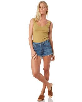 BAYLEAF WOMENS CLOTHING BILLABONG SINGLETS - 6581131BAYL