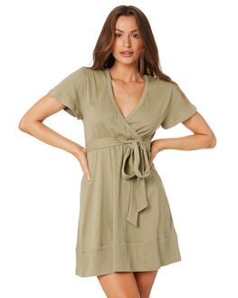 MOSS WOMENS CLOTHING SWELL DRESSES - S8171445MOSS