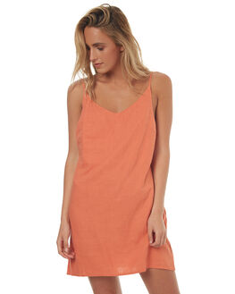 RUST WOMENS CLOTHING BILLABONG DRESSES - 6572476R02