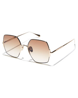 b7d603eca01 GOLD WOMENS ACCESSORIES SUNDAY SOMEWHERE SUNGLASSES - SUN174-GOL-SUNGLD