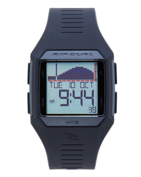 BLACK MENS ACCESSORIES RIP CURL WATCHES - A11240090