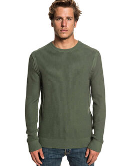 THYME MENS CLOTHING QUIKSILVER KNITS + CARDIGANS - EQYSW03230-CQY0