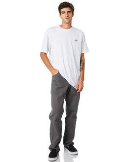 WHITE MENS CLOTHING DICKIES TEES - K1200102WH