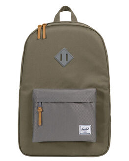 IVY GREEN PEARL MENS ACCESSORIES HERSCHEL SUPPLY CO BAGS + BACKPACKS - 10007-02134-OSIVY