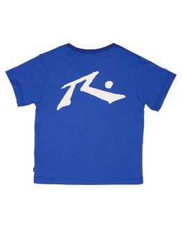 AMPARO BLUE KIDS BOYS RUSTY TOPS - TTR0434ABL