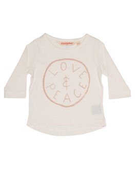 CREAM KIDS BABY MUNSTER KIDS CLOTHING - LM172TL05CRM