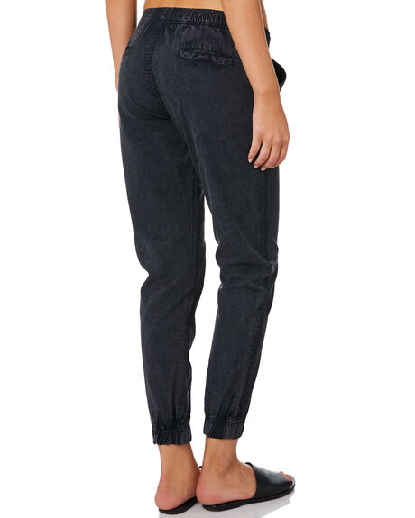 BLACK WOMENS CLOTHING SWELL PANTS - S8172198BLK