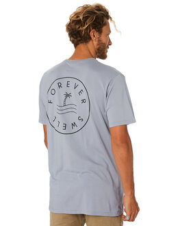 ARTIC BLUE MENS CLOTHING SWELL TEES - S5193016ARTBL